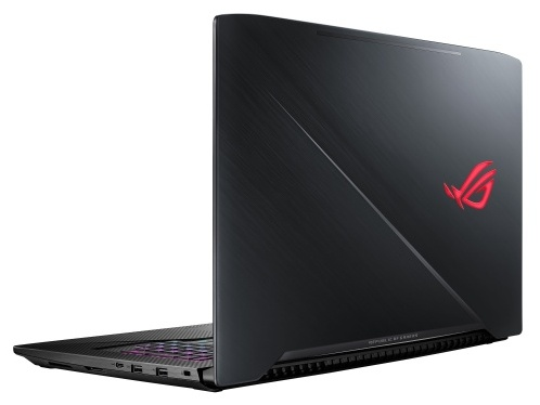 Coffee Lake-uppdatering: Asus ROG Strix GL703GE