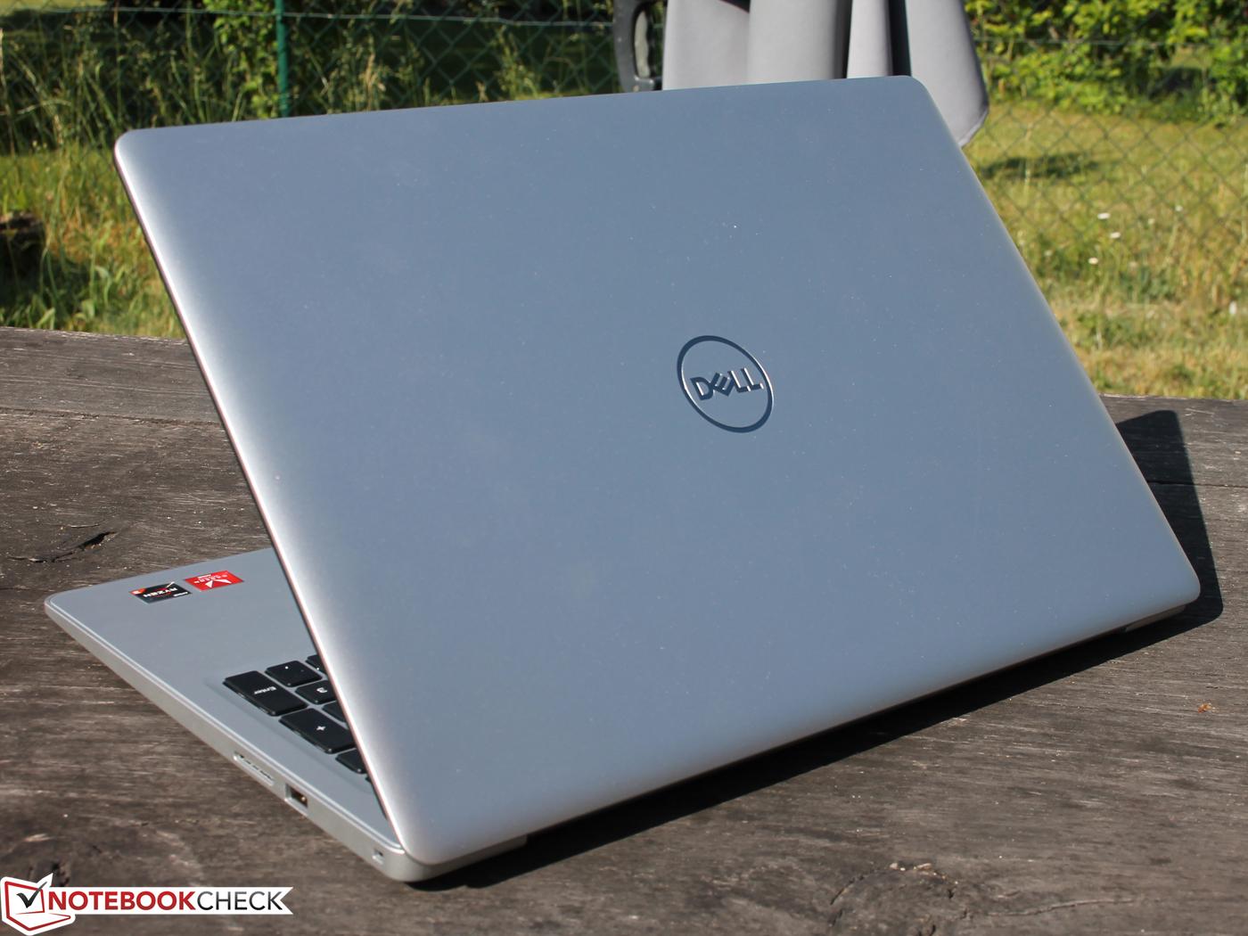 Test Dell Inspiron 15 5575 Ryzen 3 2200u Vega Laptop 20 3064 Touch