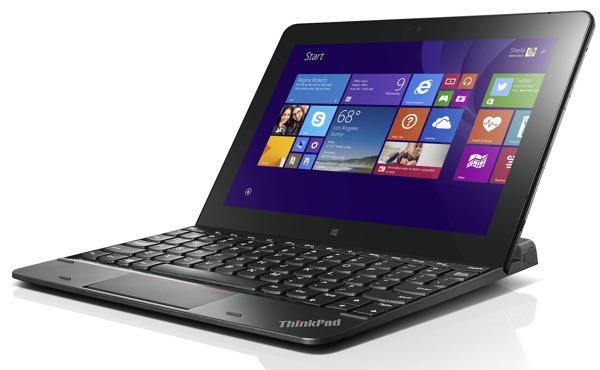 Test Lenovo Thinkpad 10 Multimode Tablet Sammanfattning