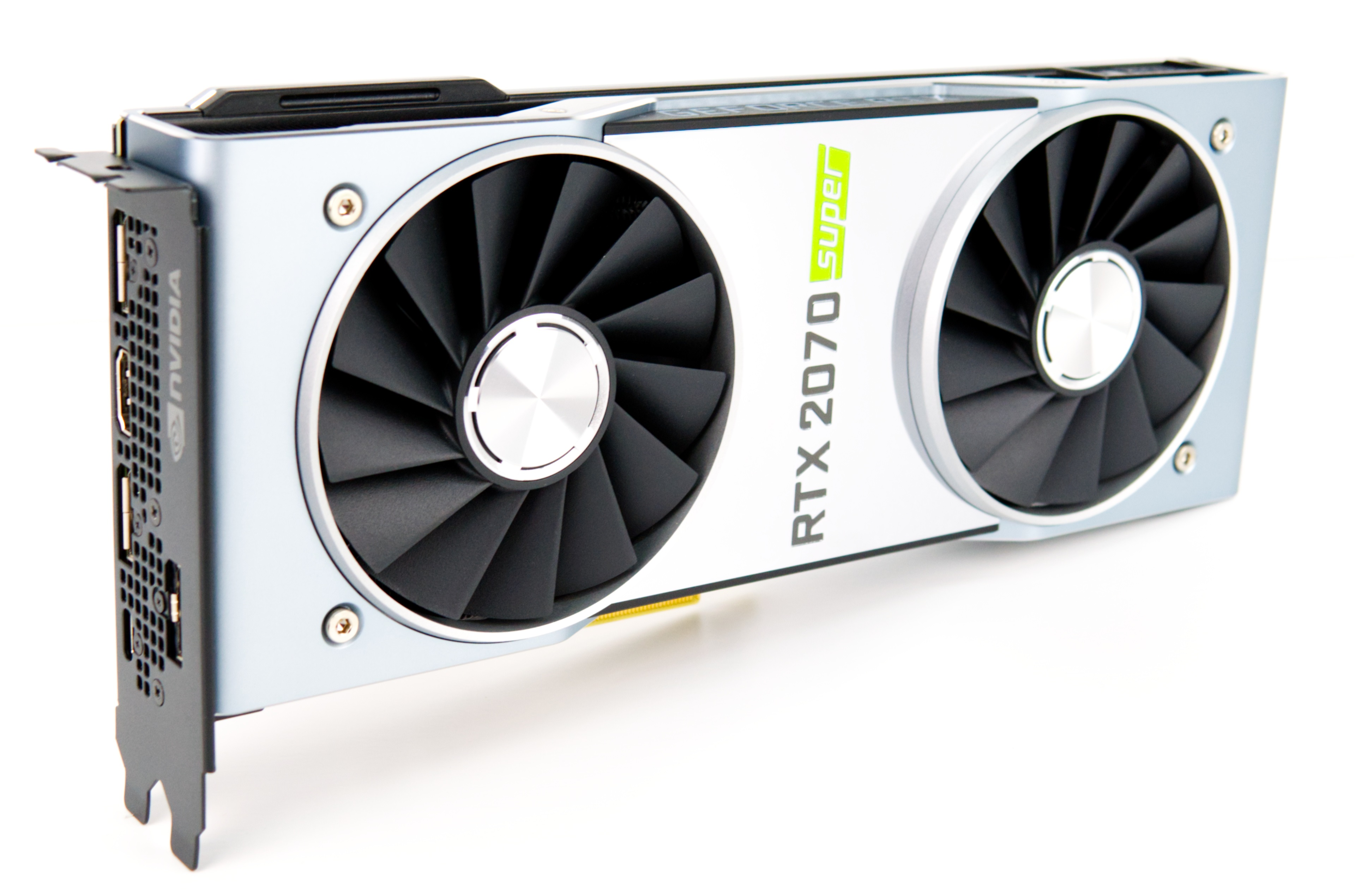 Test: NVIDIA GeForce RTX 2070 SUPER - Når nästan fram till GeForce RTX 2080