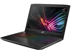 Asus GL503VD: multimedialaptop med spelambitioner