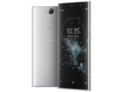 Recension av Sony Xperia XA2 Plus. Recensionsex från Sony Germany