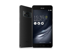 In review: Asus ZenFone AR. Review unit courtesy of Asus Germany.