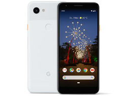 Recension av telefonen Google Pixel 3a XL. Recensionsex från Google Germany.