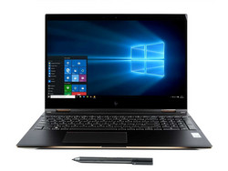 Recenseras: HP Spectre x360 15-ch000. Recensionsex från Computer Upgrade King