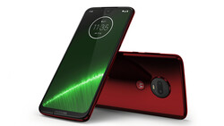 Recension av Motorola Moto G7 Plus. Recensionsex från Motorola Germany.