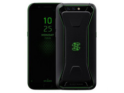 Recenseras: Xiaomi Black Shark Gaming Phone. Recensionsex från Trading Shenzhen Shop.