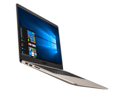 The Asus Vivobook S15 S510UQ-BQ189T - provided by notebooksbilliger.de