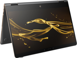 In review: HP Spectre x360 15-bl002xx. Test model provided by HP US.