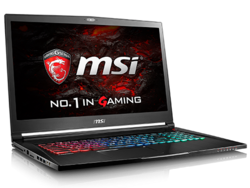 In review: MSI GS73VR 7RG. Test model provided by Xotic PC