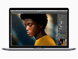Apple MacBook Pro 13 2019 med en Intel Ice Lake SoC
