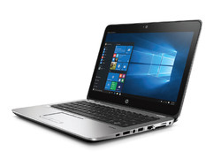 In review: HP EliteBook 820 G3. Test model courtesy of HP Germany.