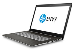 In review: HP Envy 17-n107ng. Test model courtesy of Notebooksbilliger.