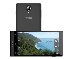 A small surprise from France: Archos 50c Oxygen
