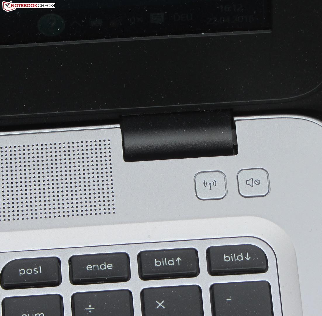 Test Hp Elitebook 850 G3 Sammanfattning Notebookcheck Se