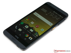 In review: HTC Desire 530. Review sample courtesy of Notebooksbilliger.de