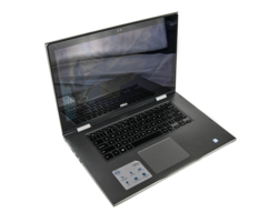 In review: Dell Inspiron 5568. Test model provided by Dell Deutschland.