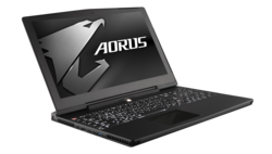 In Review: Aorus X5. Test model provided by Aorus US.