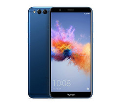 In review: Huawei Honor 7X. Test unit provided by Huawei