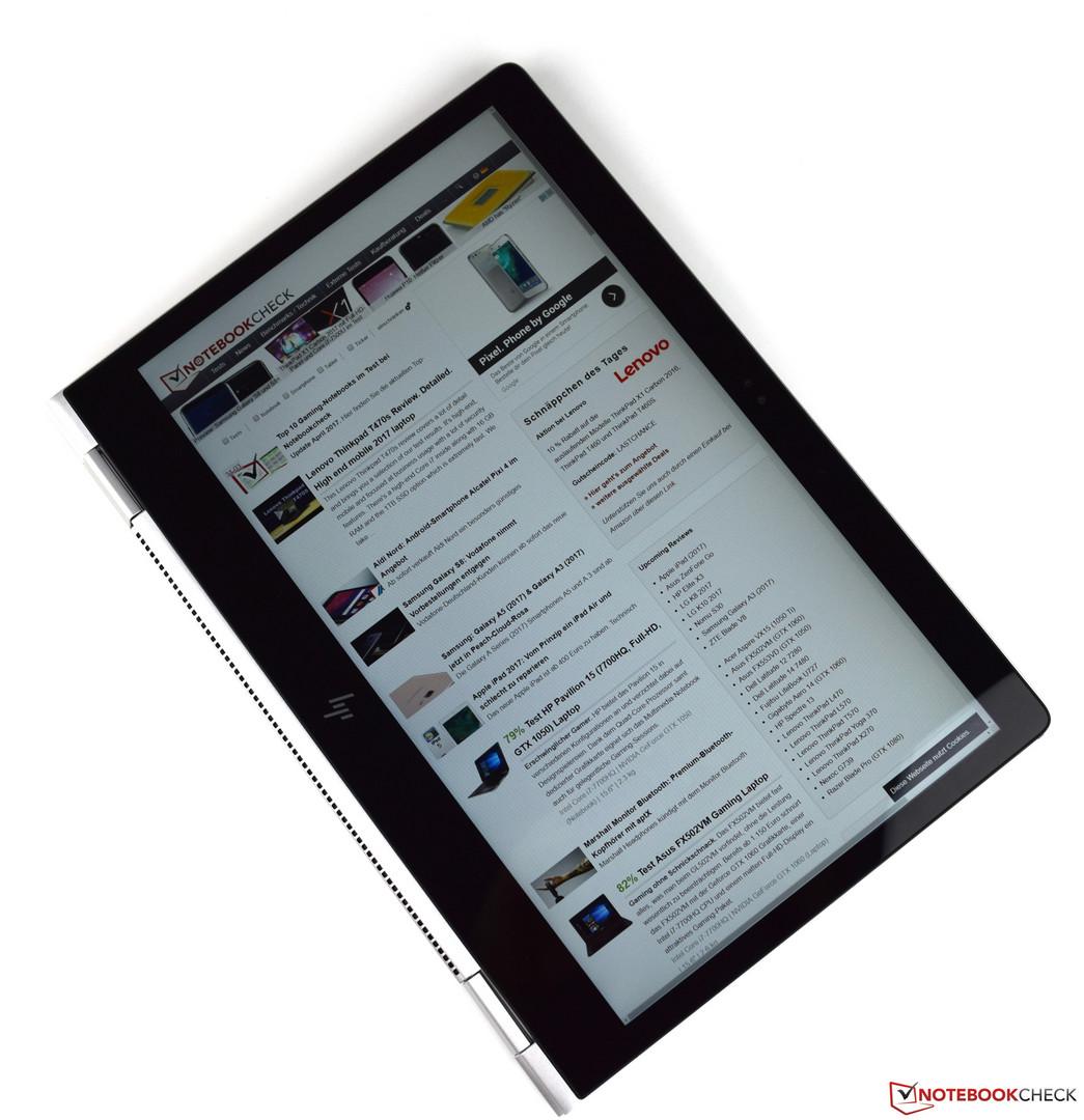 Test: HP EliteBook x360 1030 G2 (Core i5, Full HD) (sammanfattning