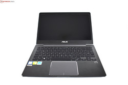 Asus ZenBook 13 UX331UN. Review unit courtesy of Asus.