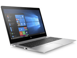 Test av HP EliteBook 755 G5. Recensionsex från HP Germany.