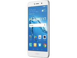 In the test: Huawei Y7 (2017). Test unit provided by Huawei Germany.