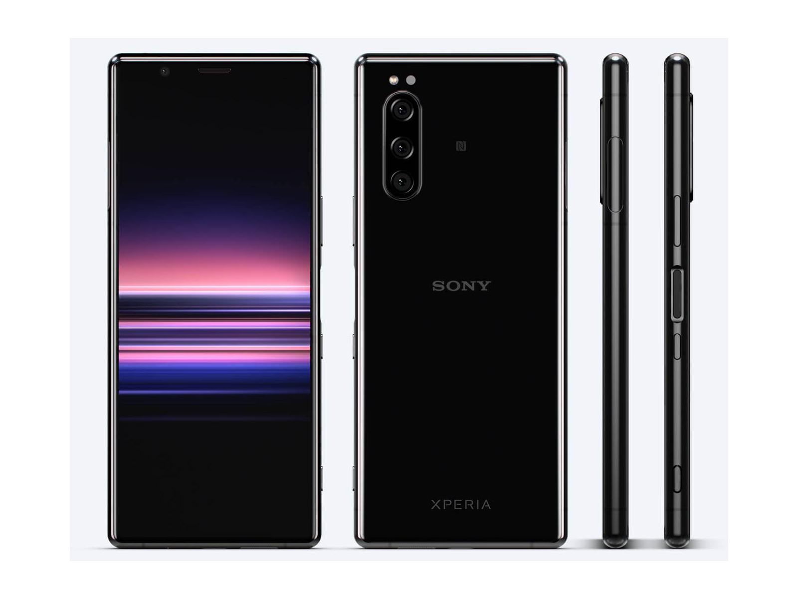 Sony Xperia 5 Notebookcheck.se